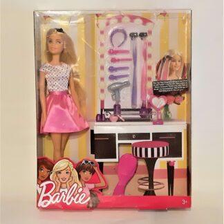 Hair-Styling Barbie