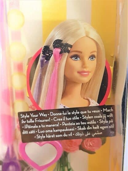 Hair-Styling Barbie