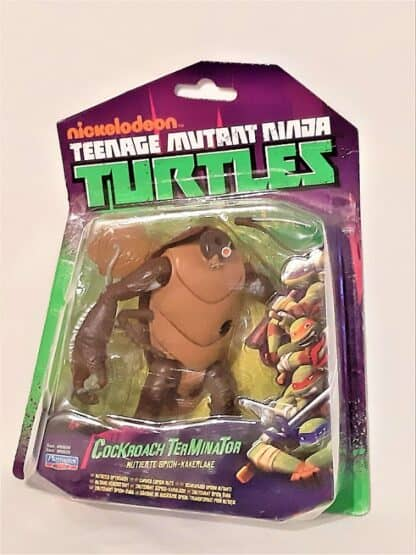Cockroach Terminator Teenage Mutant Ninja Turtles