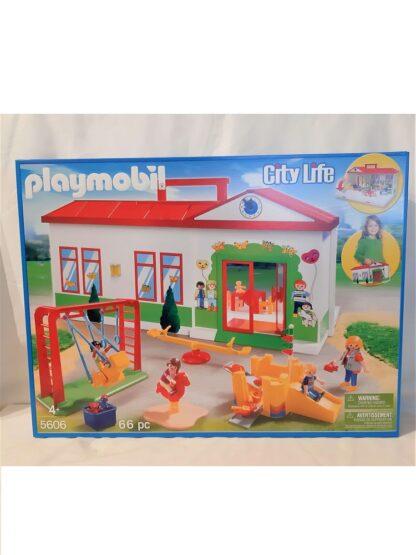 Playmobil 5606 Mitnehm-Kindergarten