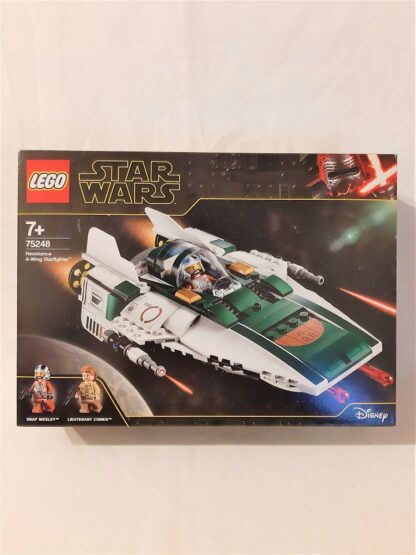 LEGO Star Wars 75248 Resistance A-Wing Starfighter